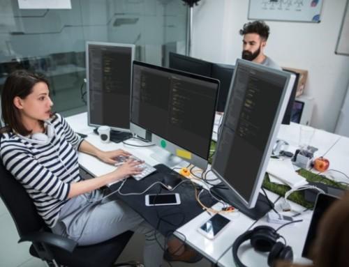 Chef de projet WEB pour création de site internet